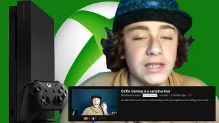 The Angriest Xbox One Fanboy on YouTube Roasts Me | Griffin Gaming EXPOSED