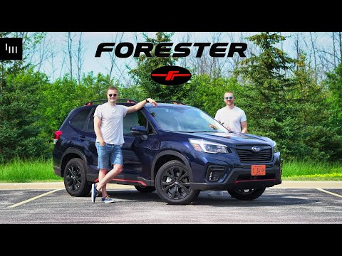 2021 Subaru Forester Sport Review - Good Little SUV, But Don't Be Fooled By The Name