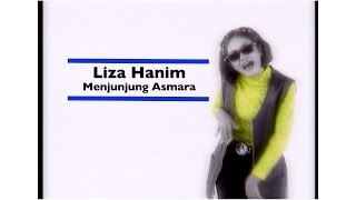 Liza Hanim  - Menjunjung Asmara (Official Video - HD)