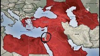 Video: Peta Turki 2050 Picu Kampanye Boikot Produk Turki di Arab Saudi