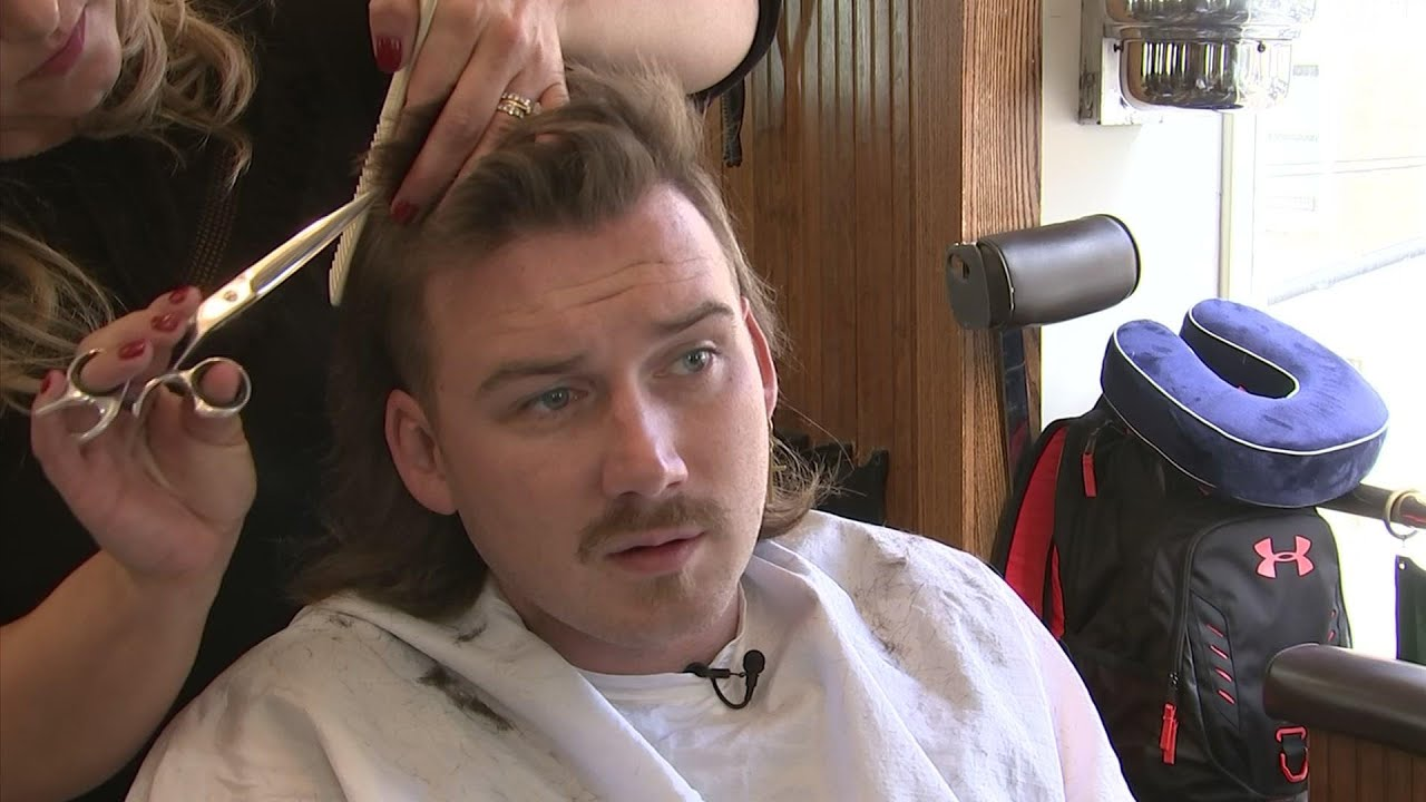 How To Get A Mullet And Popping Career Like Morgan Wallen