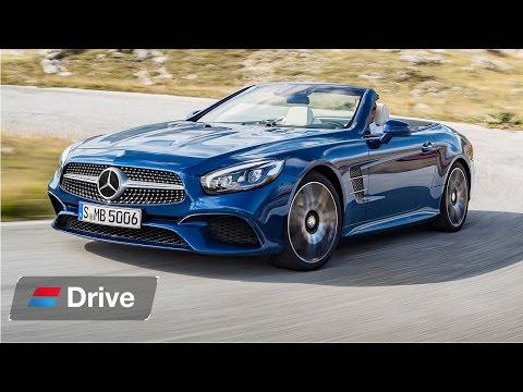2016 Mercedes SL Road Trip - California Dreaming