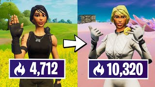 Playing Arena For 8 Hours STRAIGHT! - Fortnite Battle Royale