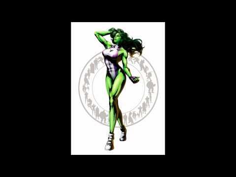 Male Reader x Fem Yandere Various 2 - She-Hulk x Male Reader