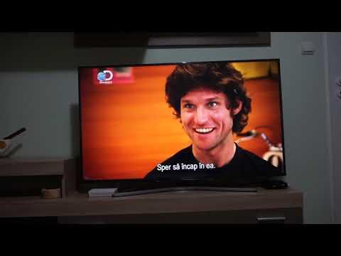 Samsung UE55MU6172U  Smart Tv 4K - Prezentare generala si Prime Impresii