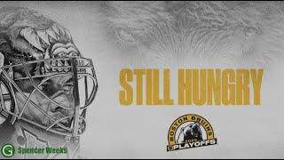 Boston Bruins 2020 Playoffs Hype