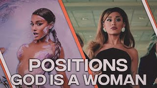 positions x god is a woman   Mashup of Ariana Grande // by Adamusic