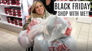 BLACK FRIDAY Shop With Me!! 🛍️