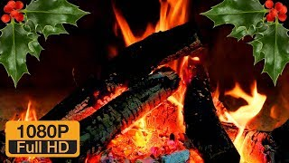 calming christmas music with fireplace - TH-Clip