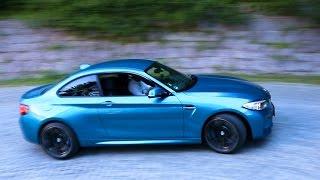 BMW M2 Coupé 2016 review