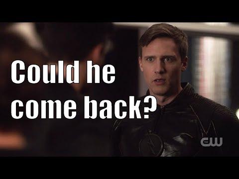 The Flash Season 5: Could Zoom Return?
