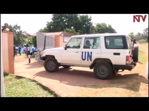 Apaa residents end 30 day protest, leave UN compound