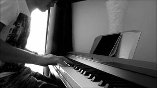 Chris Brown - Open Road (I love her) - Piano
