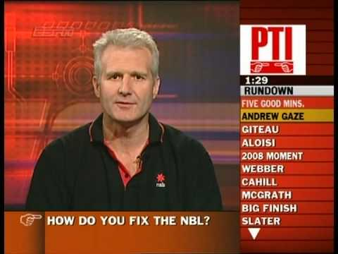 Andrew Gaze AM