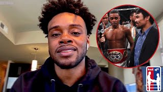 Errol Spence Jr. CALLS OUT Manny Pacquiao For DUCKING The Truth Challenge For Mikey & PacMan Respond
