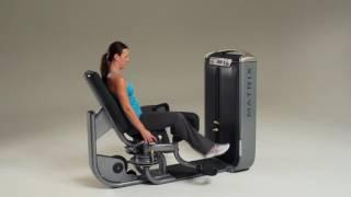 4 Matrix Fitness Ultra Hip Adductor Setup & Movements