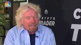 Cryptotrader EP 17: Richard Branson & Mike Novogratz on Bitcoin and Crypto
