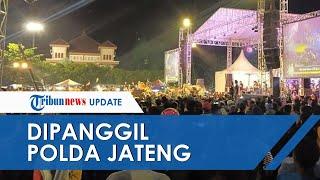 Nekat Gelar Konser Dangdut, Wakil Ketua DPRD Tegal Dipanggil Polda Jateng