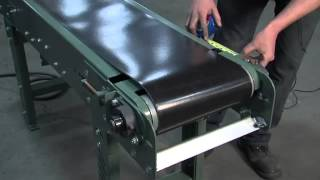 LEWCO Conveyor Belt Tension and Tracking