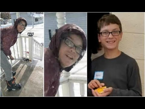 Ohio Community Mourns the Loss of 14-Year-Old Harley Dilly