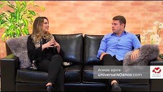 Bispo Marcio Carotti e Danielle Carotti