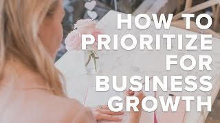 How to Prioritize: 5 Must Haves