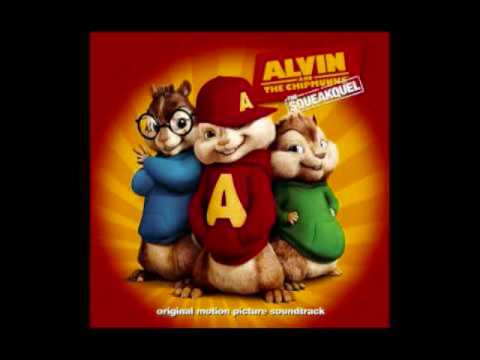 The Chipmunks - You Spin Me Round (Like a Record)  With Lyric