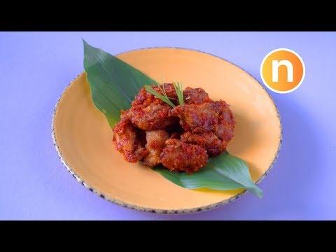 Chilli Chicken [Nyonya Cooking]