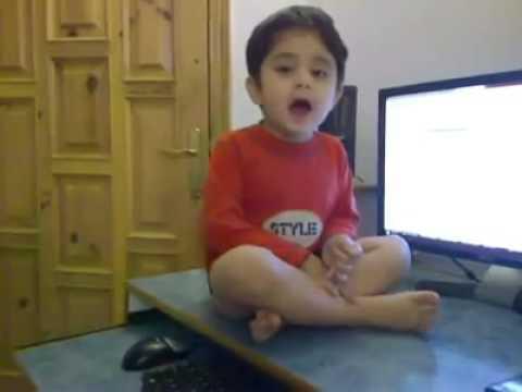 Young Atif Aslam 1 – Childhood Rocks