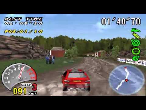 v-rally 3 gba cheats