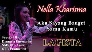 Nella Kharisma - Aku Sayang Banget Sama Kamu - LAGISTA Live Semarang Fair 2018 | HD Vide