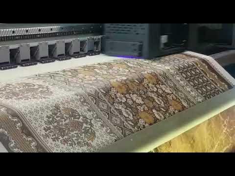 UV Epson -L1440-1 Head (Roll To Roll) Printing Machine
