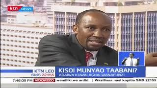 Mbunge wa zamani wa Mbooni Kisoi Munyao amelaumiwa kwa kuwalaghai wanafunzi