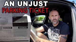 An Unjust Parking Ticket