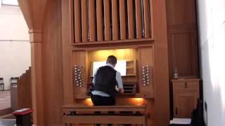 Mario, Tetris, Zelda etc. on Church organ - The history of video games