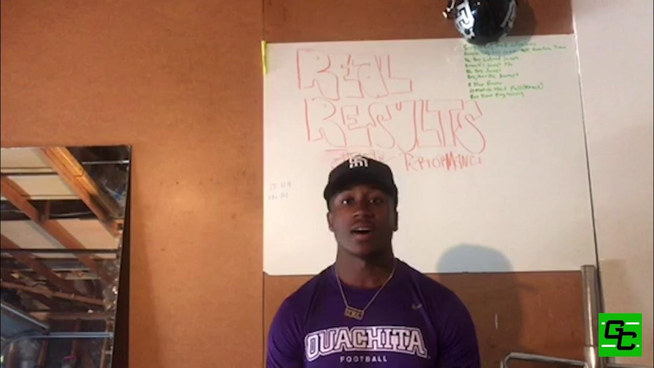 Airric Parker: 2019 Draft Prospect Interview