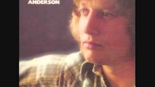 I wish I could write you a song  John Anderson