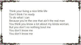 Basement Jaxx - U Don't Know Me Lyrics