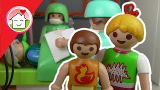 Playmobil Film deutsch Opas Herzinfarkt / Kinderfilm / Kinderserie von family stories