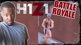 H1Z1 Hardcore Battle Royale Gameplay - THATS FOR ANDY! | H1Z1 Hardcore Mode