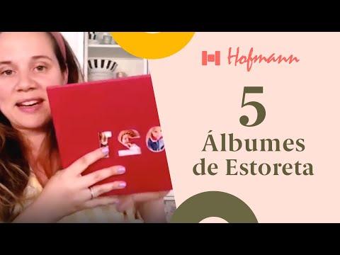 Video - 10 ideas para portadas de album Hofmann chulas