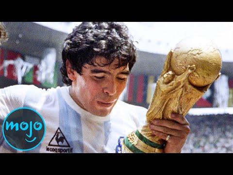 Diego Maradona: Biography from Argentina to Napoli