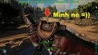 ARK: Survival Evolved #10 - Cưỡi Được con Khủng long sấm Brontosaurus rồi =))