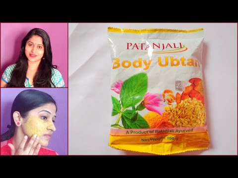 , title : 'Patanjali Body Ubtan Review in hindi, Demo, Uses | How to use patanjali body ubtan on face'