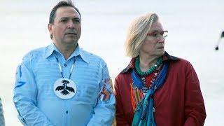National Aboriginal Day celebrations in Ottawa