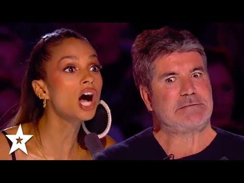 Magician Saws JUDGE IN HALF On Britain's Got Talent 2019 | Got Talent Global (видео)
