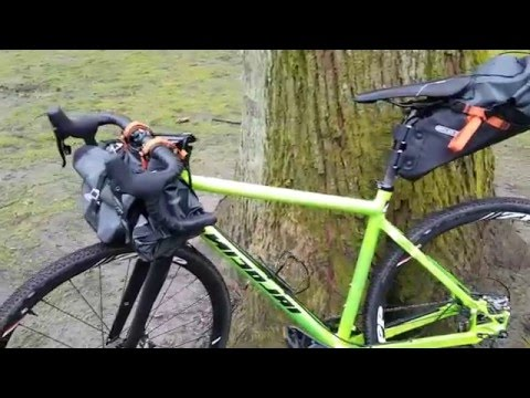 Erster Eindruck Ortlieb Bikepacking Taschen