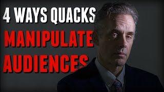 4 Ways Quacks Manipulate Their Audiences