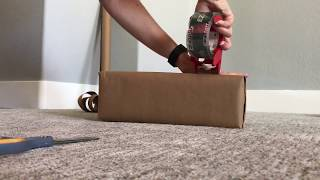 HOW TO: Make Your Own BOX / PACKAGING For Mailing / Shipping!
