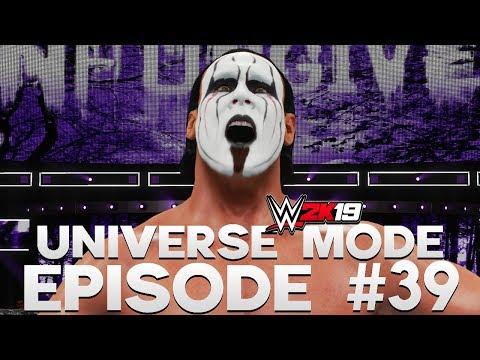 WWE 2K19 | Universe Mode - 'UNFORGIVEN PPV!' (PART 3/4) | #39
